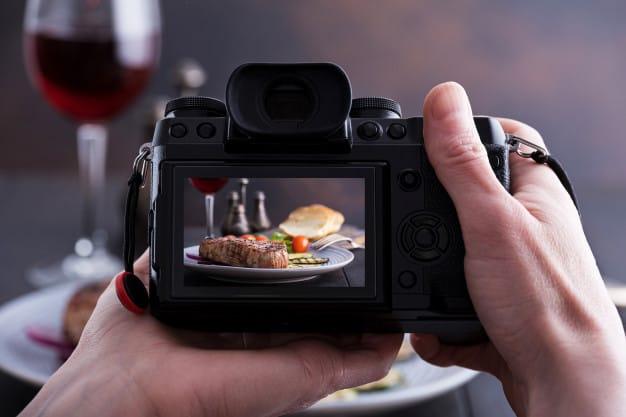 Strategie Marketing restaurant Photographie pro